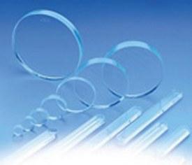 Ronde kijkglazen in borosilicaatglas, floatglas, kwartsglas en vycor. Standaard gehard in borosilicaatglas en floatglas.