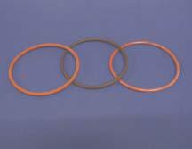 O-ringen voor laboflenzen