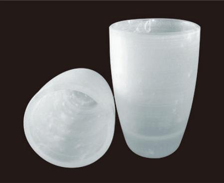 Gesmolten silica