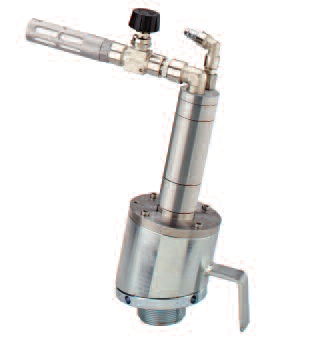 AFR 64 industriële pneumatische roermotor (fig. 1)