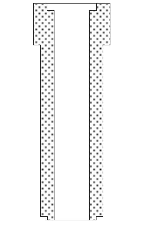 fig. 4 afstandshouder voor roeras afdichting