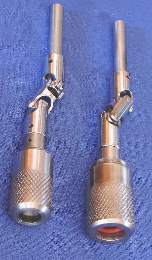 Roerkoppeling met dubbele cardan (fig. 2)