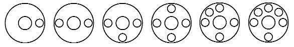 posities slijpstukken flensdeksel DN 450